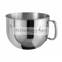 Чаша с ручкой 6,9 л KitchenAid глянцевая 5KR7SB