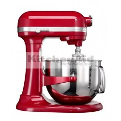 Миксер KitchenAid Artisan 5KSM7580XEER| красный 6,9л