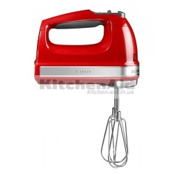 Ручной миксер KitchenAid 5KHM9212EER | Красный