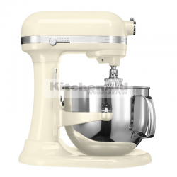 Миксер KitchenAid Artisan 5KSM7580XEAC 6,9л| Кремовый