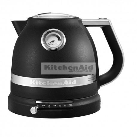 Электрический чайник KitchenAid Artisan 5KEK1522EBK | Черный матовый