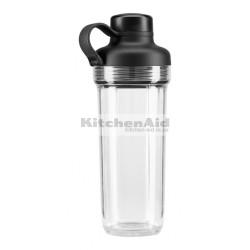 Дорожный стакан двойного назначения 500 мл для блендера KitchenAid Artisan K400 KSB2032PJA