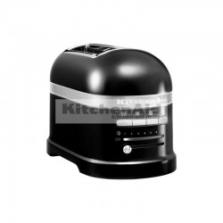 Тостер KitchenAid Artisan для 2 тостов 5KMT2204EOB | Черный