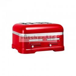 Тостер KitchenAid Artisan для 4 тостов 5KMT4205EER | Красный