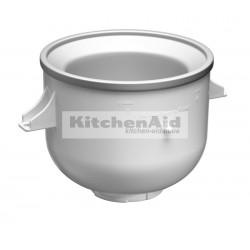 Чаша для приготовления мороженого KitchenAid 5KICA0WH
