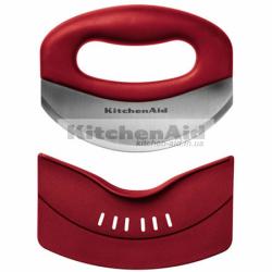 Мезалуна (нож для зелени) KitchenAid KAT173ER | Красная