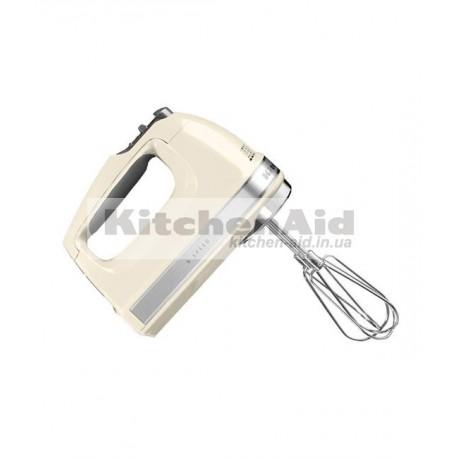 Ручной миксер KitchenAid  | Кремовый