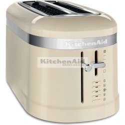 Тостер Kitchenaid Design Collection для 4 тостов 5KMT5115EAC| кремовый