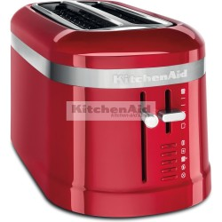 Тостер Kitchenaid для 4 тостов Design Collection 5KMT5115EER| красный