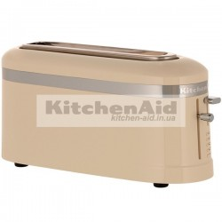 Тостер Kitchenaid для 1 тоста Design Collection 5KMT3115EAC|кремовый